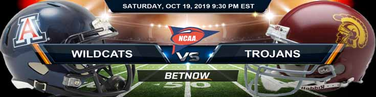 Arizona vs Southern California 10-19-2019 Odds, Picks and Game Analysis