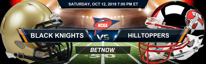 Army Black Knights vs Western Kentucky Hilltoppers 10-12-2019 Picks Predictions Previews