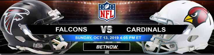 Atlanta Falcons vs Arizona Cardinals 10-13-2019 Picks Predictions Previews