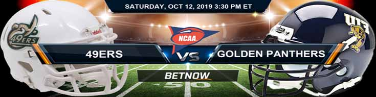 Charlotte 49ers vs Florida International Golden Panthers 10-12-2019 Picks Predictions Previews