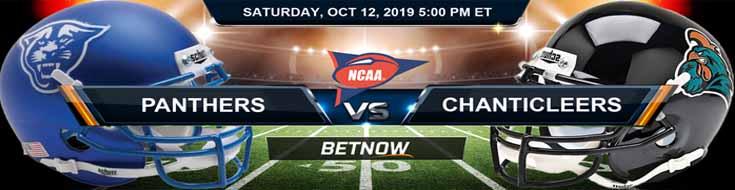 Georgia State Panthers vs Coastal Carolina Chanticleers 10-12-2019 Picks Predictions Previews