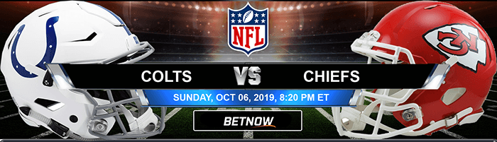 Indianapolis Colts vs Kansas City Chiefs 10-06-2019 Picks Predictions Preview