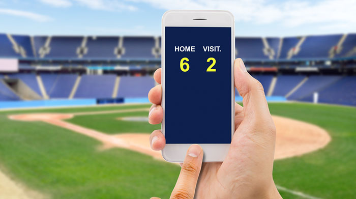 MLB Playoffs-Propped Up Mobile Sports Betting