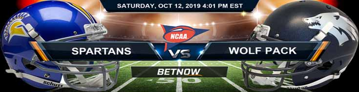 San Jose State Spartans vs Nevada Wolf Pack 10-12-2019 NCAAF Expert Pick