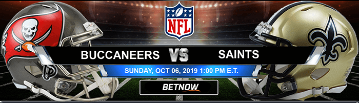 Tampa Bay Buccaneers vs New Orleans Saints 10-06-2019 Picks Predictions Previews