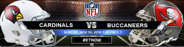 Arizona Cardinals vs Tampa Bay Buccaneers 11-10-2019 Picks Predictions and Previews