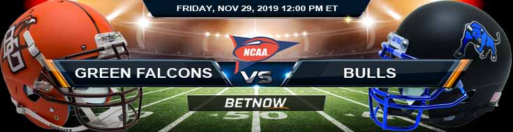 Bowling Green Falcons vs Buffalo Bulls 11-29-2019 Bet College Football Odds and Game Analysis