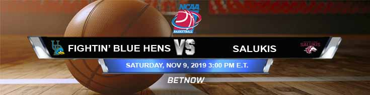 Delaware Fightin' Blue Hens vs Southern Illinois Salukis 11-09-2019 Game Analysis Picks and Predictions