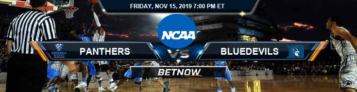 Georgia State Panthers vs Duke Blue Devils 11-15-2019 Picks Odds and Preview