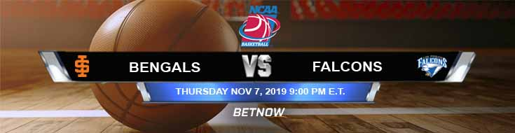 Idaho State Bengals vs Air Force Falcons 11-07-2019 Spread Picks and Odds