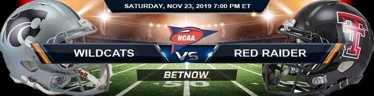 Kansas State Wildcats vs Texas Tech Red Raiders 11-23-2019 Game Analysis Picks and Previews