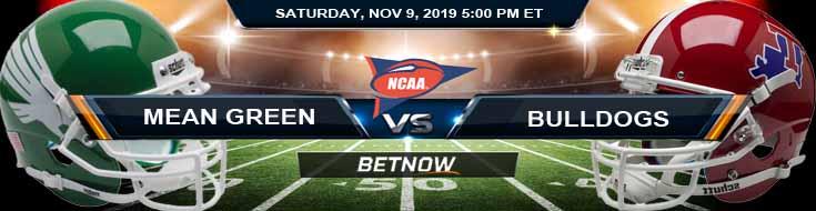 North Texas Mean Green vs LA Tech Bulldogs 11092019 Picks, Predictions and Game Analysis