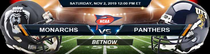 Old Dominion Monarchs vs FIU Golden Panthers 11-02-2019 Picks Predictions Previews