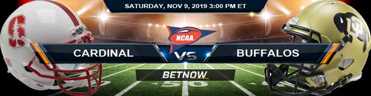 Stanford Cardinals vs Colorado Buffaloes 11-09-2019 Game Analysis Picks and Odds