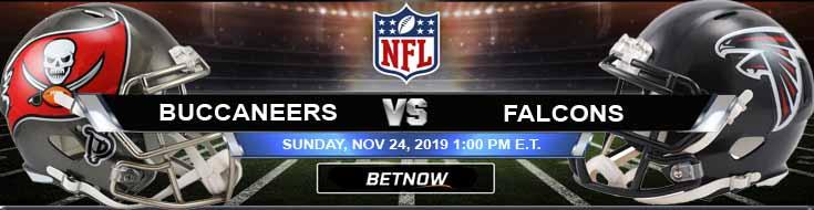 Tampa Bay Buccaneers vs Atlanta Falcons 11-24-2019 Picks Predictions and Previews
