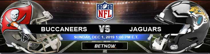 Tampa Bay Buccaneers vs Jacksonville Jaguars 12-01-2019 Picks Predictions and Previews