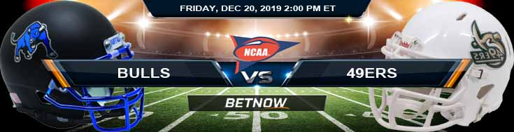 Buffalo Bulls vs Charlotte 49ers 12-20-2019 Super Bowl Odds Picks and Predictions