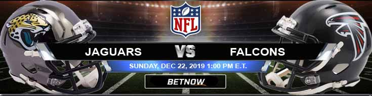 Jacksonville Jaguars vs Atlanta Falcons 12-22-2019 Picks Predictions and Previews