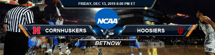 Nebraska Cornhuskers vs Indiana Hoosiers 12-13-2019 Picks Predictions and Preview