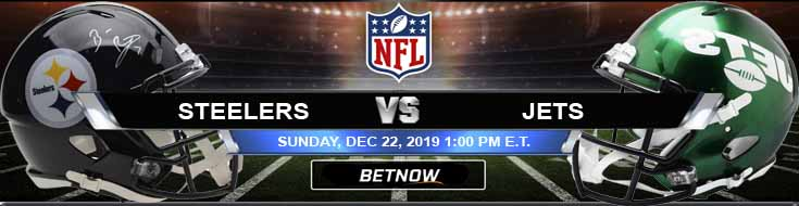 Pittsburgh Steelers vs New York Jets 12-22-2019 Picks Predictions and Previews