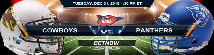Wyoming Cowboys vs Georgia State Panthers 12/31/2019 Spread, Odds and Picks