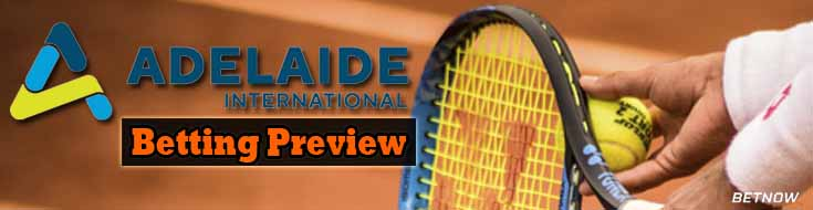 2020 ATP Adelaide International Betting Preview Odds and Choices