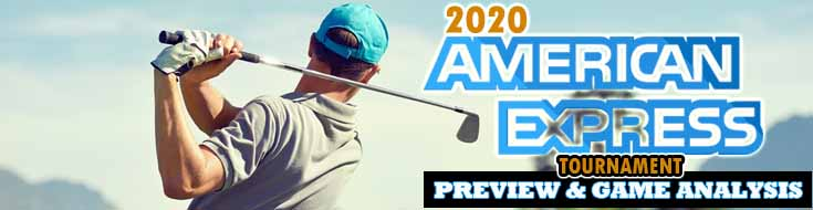2020 American Express Golf Preview Predictions and Game Analysis