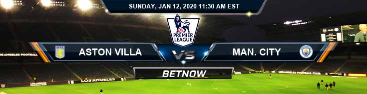 Aston Villa vs Manchester City 01-12-2020 Preview Predictions and Odds