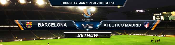 Barcelona vs Atletico Madrid 01-09-2020 Picks Predictions and Previews