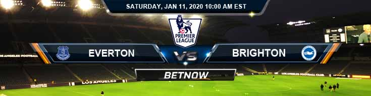 Everton Vs Brighton Hove Albion 01 11 2020 Previews Odds Predictions