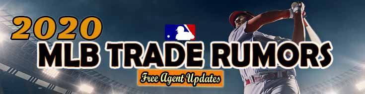 MLB Offseason Trade Rumors 2020 Predictions and Free Agent Updates For MLB Sportsbook Fans