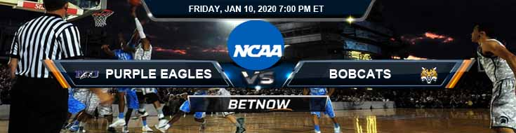 Niagara Purple Eagles vs Quinnipiac Bobcats 01-10-2020 Spread Odds and Previews