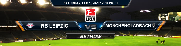 RB Leipzig vs Monchengladbach 001-2020 Soccer Predictions Odds and Betting Preview
