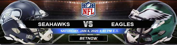 Seattle Seahawks vs Philadelphia Eagles 01-05-2020 Previews Predictions and Picks