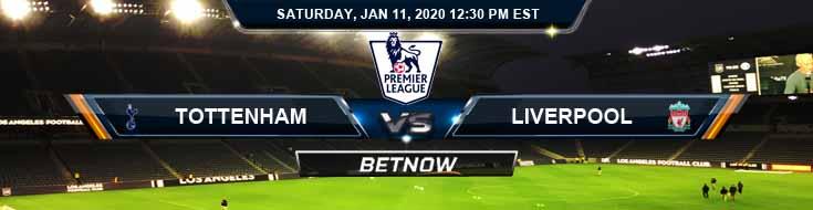 Tottenham Hotspur vs Liverpool 01-11-2020 Predictions Previews and Picks