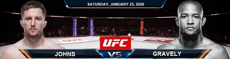 UFC Fight Night 166 Dos Anjos vs Chiesa 01-25-2020 Spread Previews and Odds