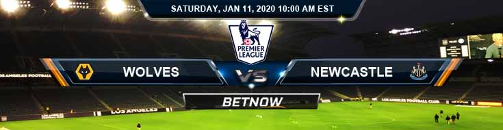 Wolverhampton vs Newcastle 01-11-2020 Premier League Preview Predictions and Betting Tips