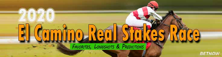 2020 El Camino Real Derby Favorites Longshots and Predictions