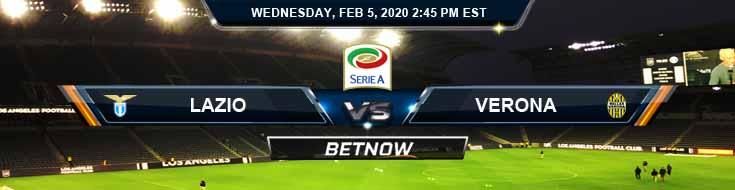 Lazio vs Verona 02-05-2020 Preview Predictions and Betting Odds