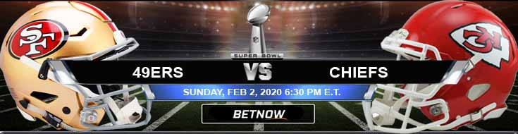 San Francisco 49ers vs Kansas City Chiefs 02-02-2020 NFL Championship Game Analysis and Super Bowl Picks