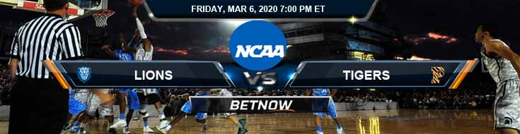 Columbia Lions vs Princeton Tigers 3/6/2020 Picks, Predictions and Preview