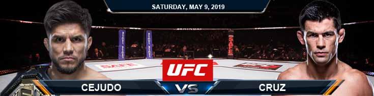 Cejudo vs Cruz 05-09-2020 UFC Fight Analysis Odds and Predictions