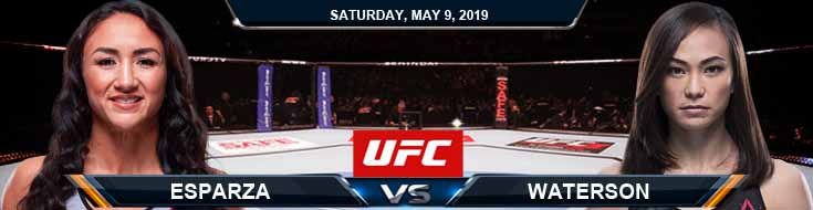 Esparza vs Waterson 05-09-2020 UFC Picks Betting Predictions and Previews