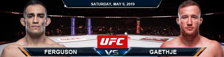 Ferguson vs Gaethje 05-09-2020 UFC Picks Predictions and Previews