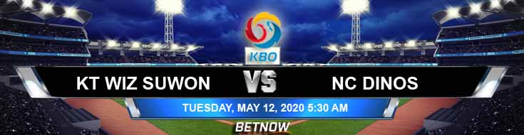 KT Wiz Suwon vs NC Dinos 05-12-2020 Baseball Betting Predictions KBO Picks and Game Analysis