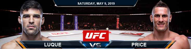 Luque vs Price 05-09-2020 UFC Previews Betting Predictions and Analysis