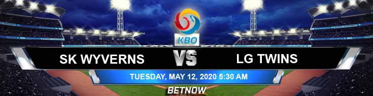 SK Wyverns vs LG Twins 05-12-2020 Baseball Betting Previews Results and KBO Picks