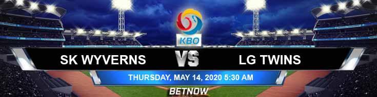 SK Wyverns vs LG Twins 05-14-2020 Baseball Betting Forecast KBO Predictions and Analysis