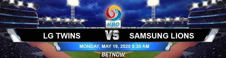 Samsung Lions vs LG Twins 05-19-2020 KBO Odds Baseball Picks and Betting Predictions