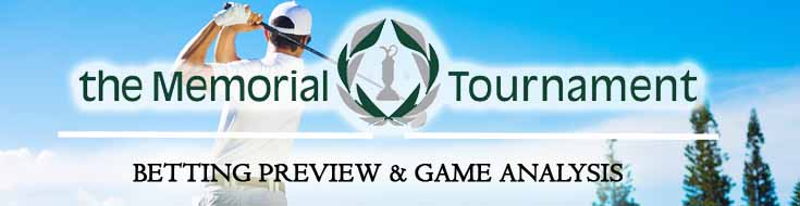 2020 Memorial Tournament Golf Preview and Game Analysis